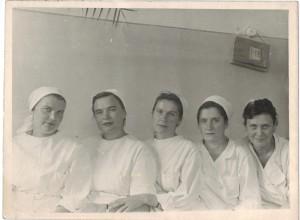 Терапевтическое отделение_1965 год