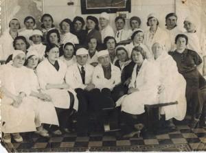 Хирургическое отделение_1939 год