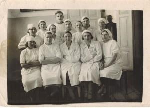 Хирургическое отделение_1942_год